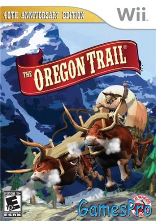 Скачать The Oregon Trail (2011/Wii/ENG)
