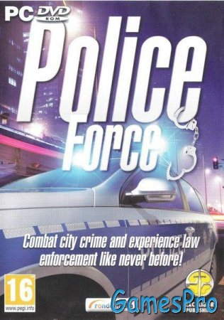 Police Force (2012/eng)