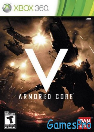 Скачать Armored Core V (2012/NTSC-J/JAP/XBOX360)