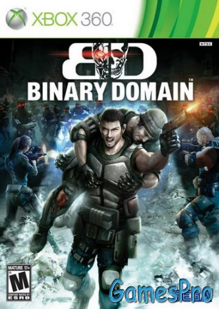 Скачать Binary Domain (LT+2.0) (2012/RF/ENG/XBOX360)