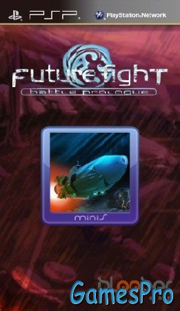 Скачать Future Fight (ENG/2012/PSP)