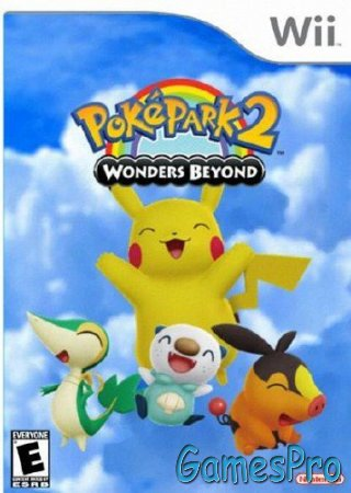 Скачать PokePark 2: Wonders Beyond (Multi/NTSC/2012/Wii)