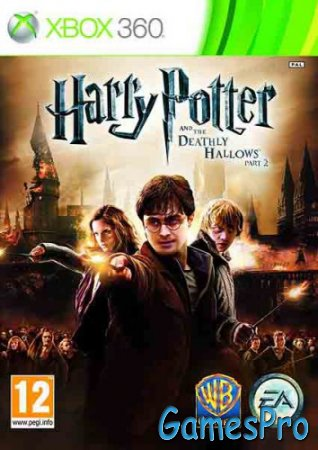 Скачать Harry Potter and the Deathly Hallows: Part 2 (2011/PAL/RUSSOUND/XBOX360)