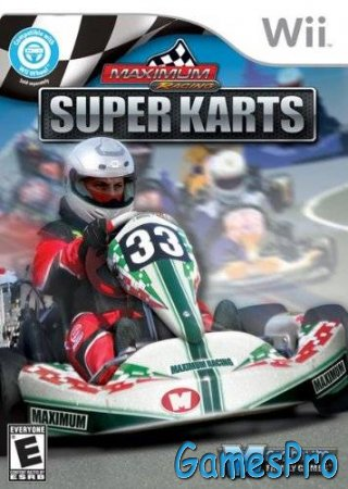 Скачать Maximum Racing: Super Karts (2011/Wii/ENG)