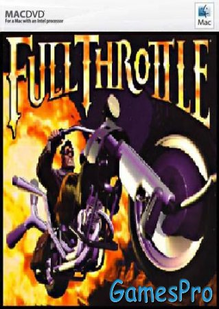 Full Throttle (1995/MacOS/RUS)
