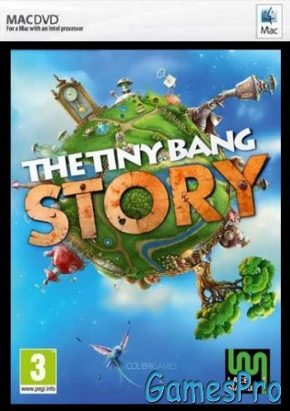 The Tiny Bang Story (2011/MacOS/RUS)