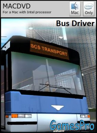 Bus Driver (2007/MacOS/RUS/CXZ Port by LCANT)