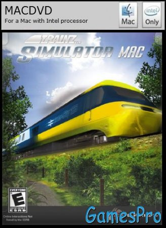 Trainz Simulator (2011/MacOS/ENG/Native)