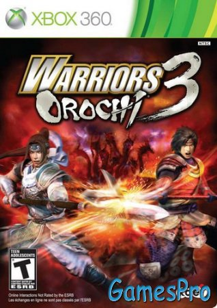 Warriors Orochi 3 (LT+2.0) (2012/RF/ENG/XBOX360)