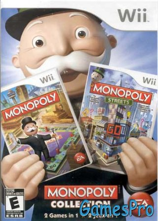 Monopoly Collection (2011/Wii/ENG)
