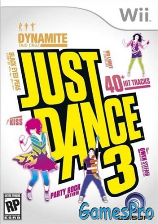 Just Dance 3 (2011/Wii/ENG)