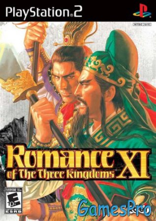 Romance Of The Three Kingdoms XI (2007/PS2/RUS)