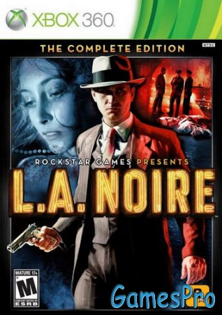 L.A. Noire: The Complete Edition (2011/RF/RUS/XBOX360)