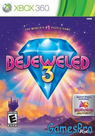 Bejeweled 3 (2011/PAL/ENG/XBOX360)