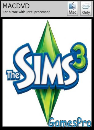 The Sims 3 Anthology v10.0.96.01300 (2009/MacOS/RUS/Native)
