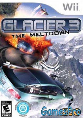 Glacier 3: The Meltdown (2012/Wii/ENG)