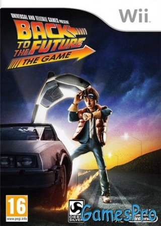 Back to The Future: The Game (2010/Wii/ENG)