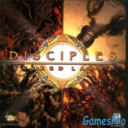 Disciples: Sacred Lands (1999/PC/RUS)