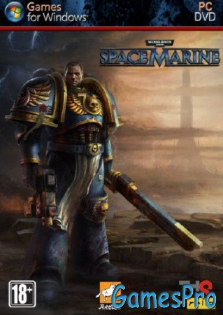Warhammer 40,000: Space Marine Upd 11.06.2012 (2011/Rus/PC) Repack by Sash HD