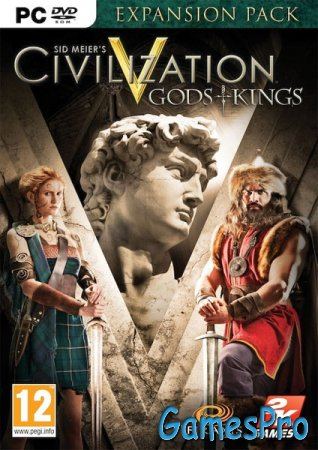 Sid Meier's Civilization V: Gods and Kings GOTY (2012/PC/RUS)