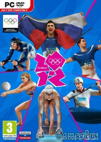 London 2012: The Official Video Game of the Olympic Games (2012/Multi4/PC) RePack от SEYTER