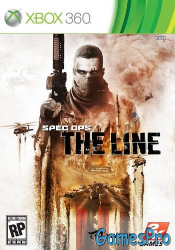 Spec Ops: The Line (2012/RF/ENG/XBOX360)