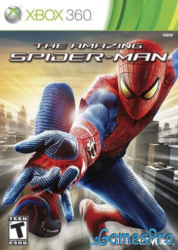 The Amazing Spider-Man (2012/RF/ENG/XBOX360)