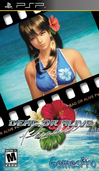 Dead or Alive Paradise (2010/ENG/Multi) PSP