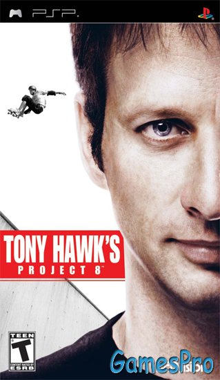 Tony Hawks Project 8 (2006/ENG/PSP)