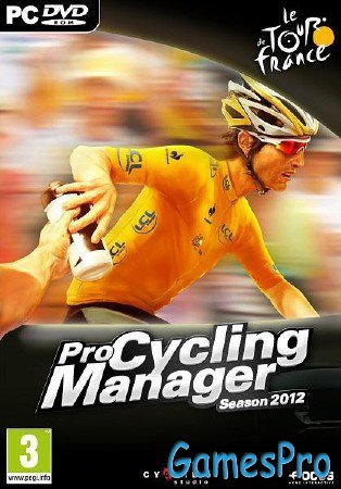Pro Cycling Manager Tour De France 2012 (2012/PC/ENG/MULTi8)