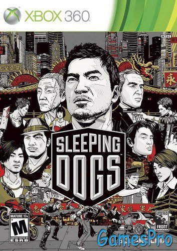 Sleeping Dogs (2012/NTSC-U/ENG/XBOX360)