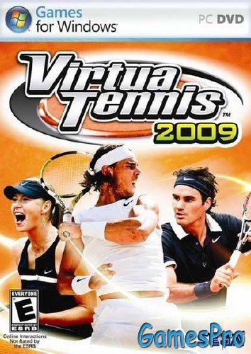 Virtua Tennis (2009) RePack от Scorp1oN