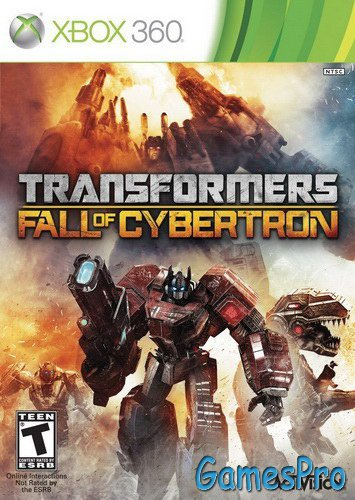 Transformers: Fall of Cybertron (2012/RF/ENG/XBOX360)