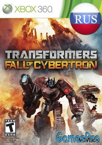 Transformers: Fall of Cybertron (2012/RF/RUS/XBOX360)