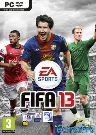 FIFA 13 (2012) RUS/ENG/Demo/Full/Repack by Чувак
