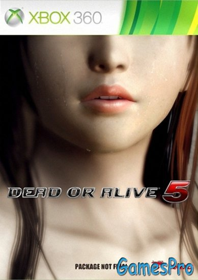 Dead Or Alive 5 (2012/ENG/PAL/XBOX360)