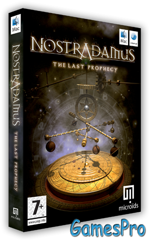 Nostradamus: The Last Prophecy [Native]м