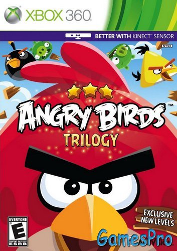 Angry Birds Trilogy (2012/RF/ENG/XBOX360)