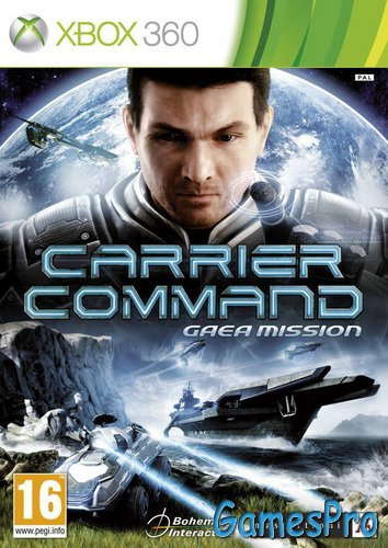 Carrier Command: Gaea Mission (2012/RUS/XBOX360/GOD)