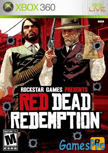Red Dead Redemption (2010/RF/RUS/XBOX360)