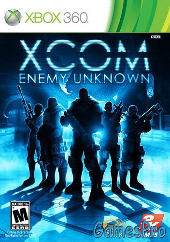 XCOM: Enemy Unknown (LT+2.0/GOD) (2012/RF/ENG/XBOX360)