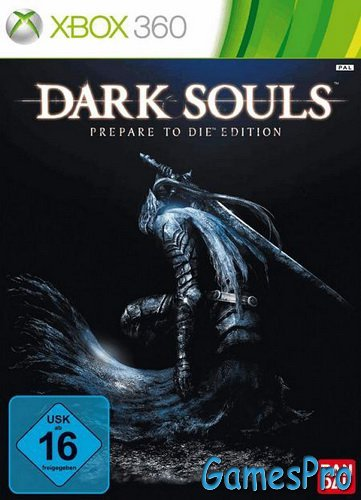 Dark Souls: Prepare to Die Edition (2012/PAL/ENG/XBOX360)