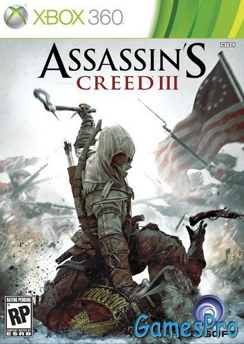 Assassin's Creed 3 (2012/RF/ENG/XBOX360)