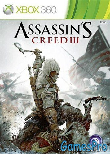 Assassin's Creed III (2012/RUSSOUND/XBOX360/PAL)