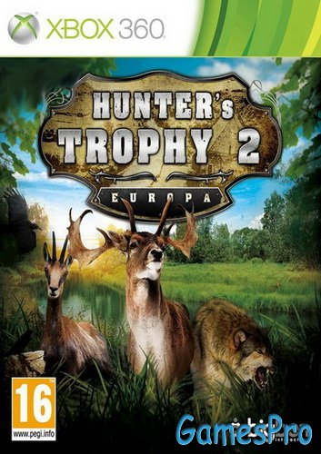 Hunter's Trophy 2 - Europe (2012/PAL/ENG/DE/XBOX360)
