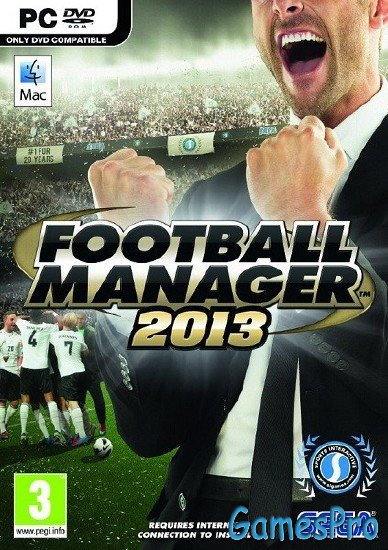 Football Manager 2013 (2012/ENG/MULTI12)