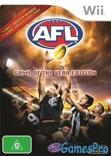 AFL Live GOTY Edition (2012/Wii/ENG)