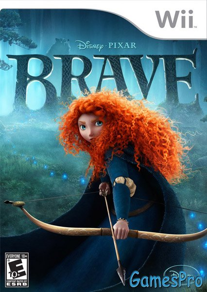 Brave (2012/Wii/ENG)