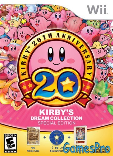 Kirby's Dream Collection Special Edition (2012/Wii/ENG)