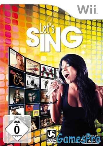 Lets Sing (2012/Wii/ENG)